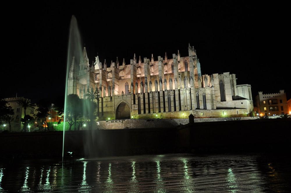Die Katedrale von Palma
