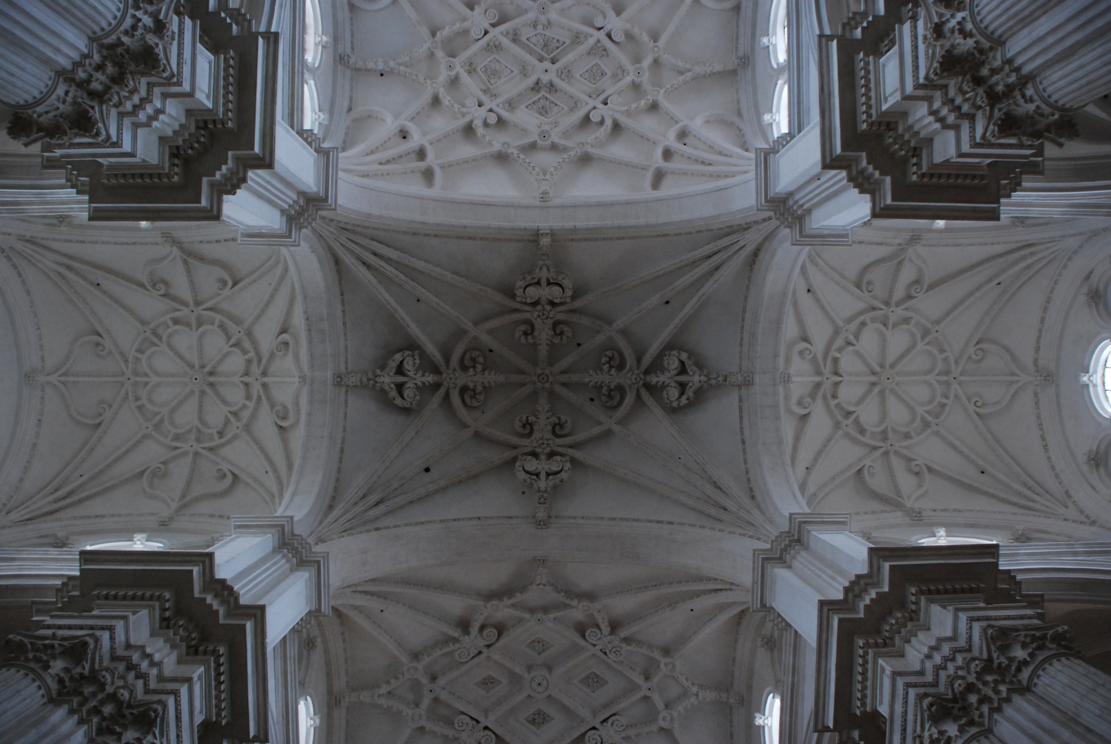 Die Katheadrale von Granada