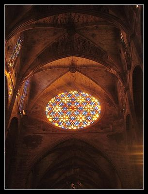 Die Kathedrale Sa Seu ist das Wahrzeichen von Palma