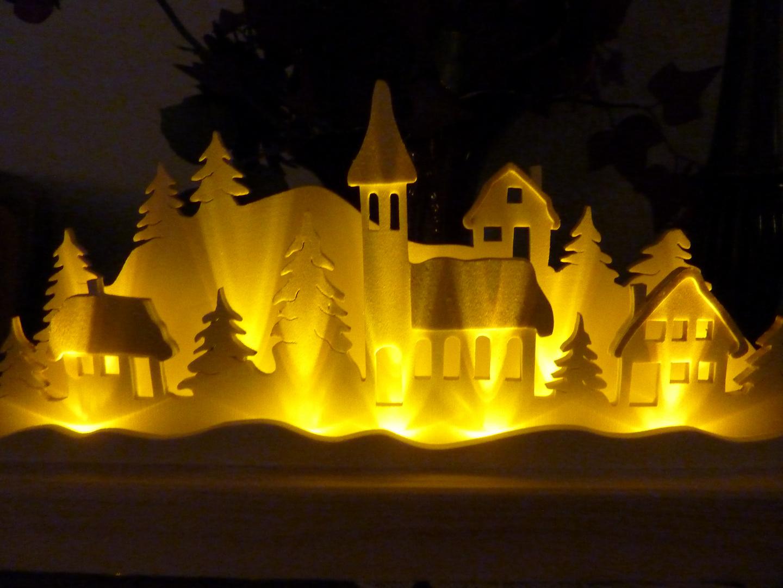 Die Kerze zum 1.Advent brennt noch nicht
