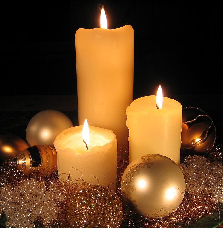 Die Kerzenzeit
