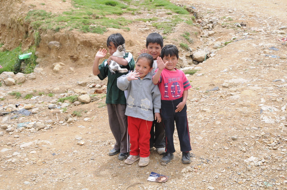 Die Kinder von Huancayo
