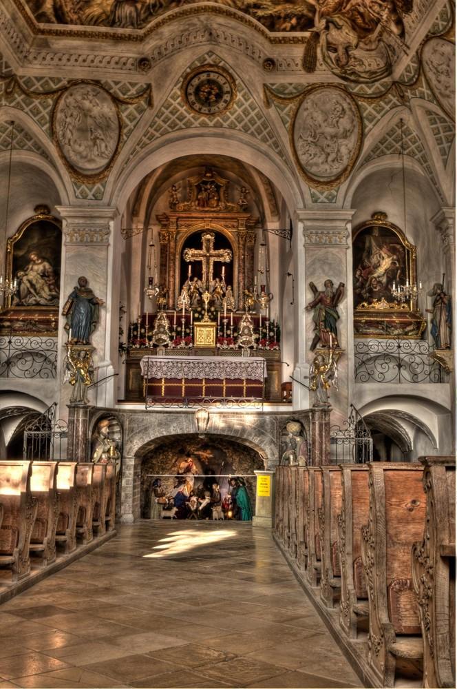 die Kirche des Bullen