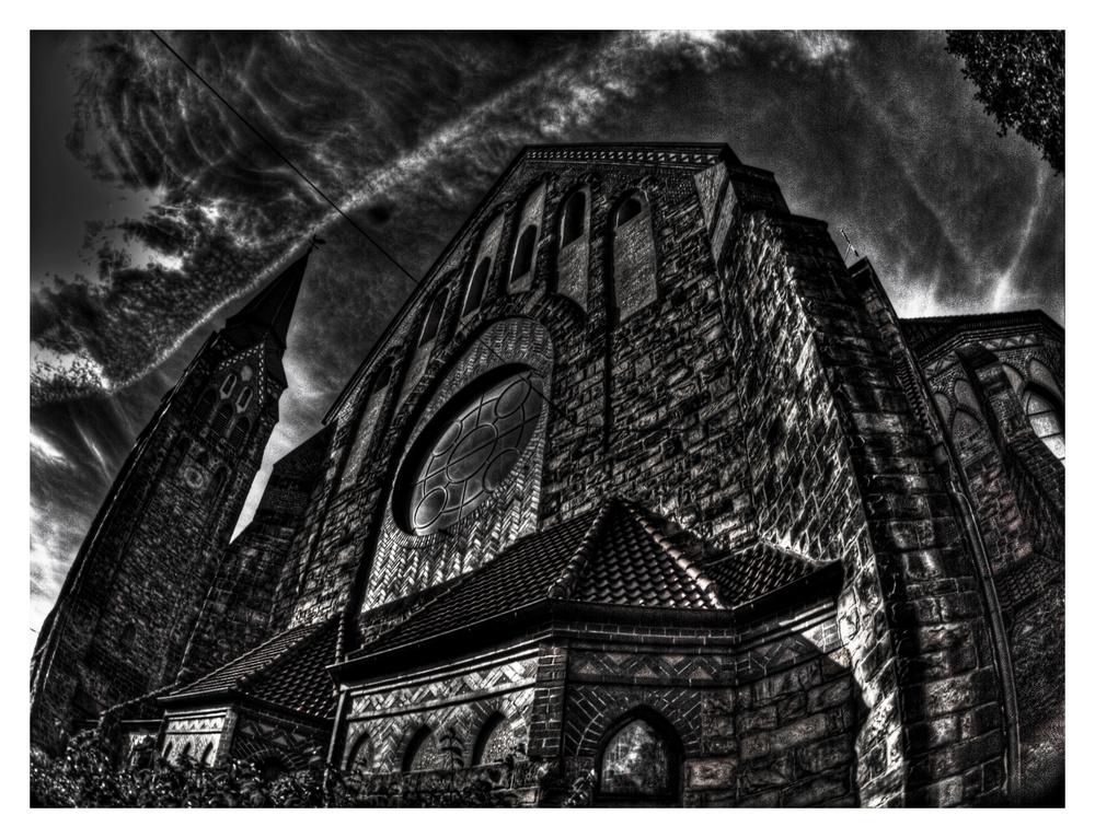 Die Kirche ...