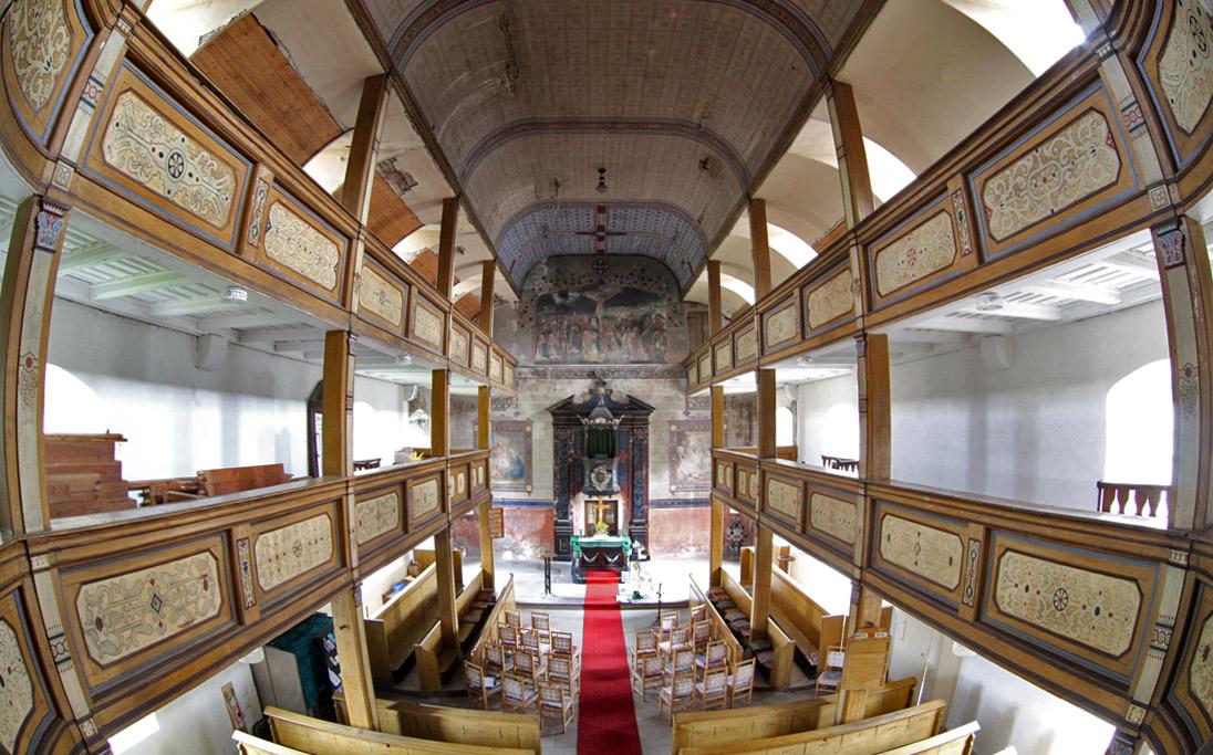 die Kirche in Remda