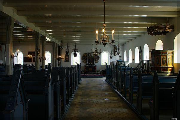 Die Kirche in Soenderho