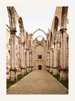 die Kirche ohne Dach