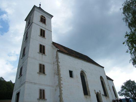 Die Kirche St. Anna bei Hartberg