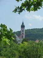 Die Kirche St. Martin in Unteressendorf