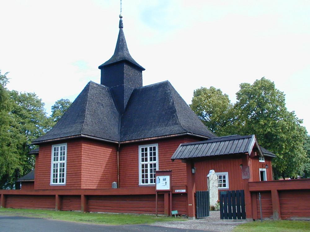 Die Kirche von Brandstorp I