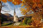 Die Kirche von Heiligenblut