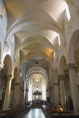 Die Kirche von Massa Maritima