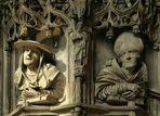 Die Kirchenväter Hieronymus und Ambrosius