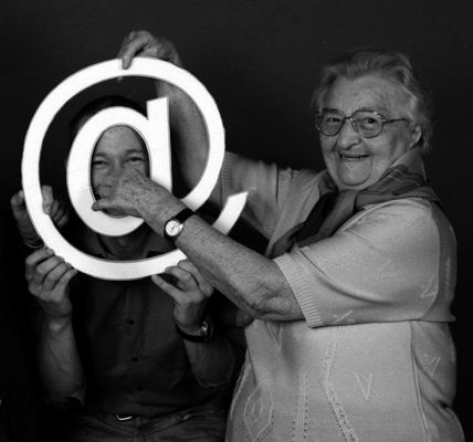 Die Klammeraffenkampftechnik der Alten