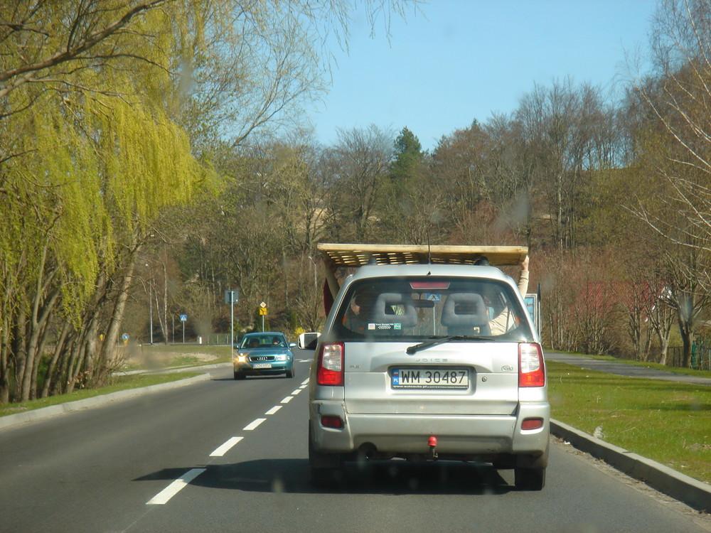 die klauen nicht nur Autos die Polen ;o)
