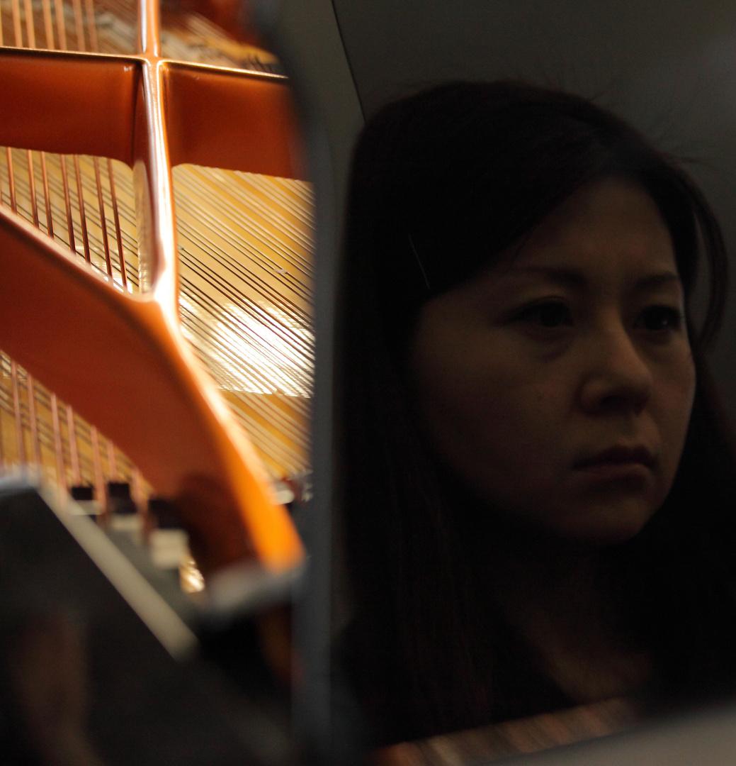 Die Klavierspielerin (2)