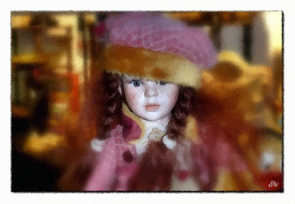 die Kleine aus der Puppenbar