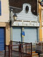 Die kleine Bar in Amien