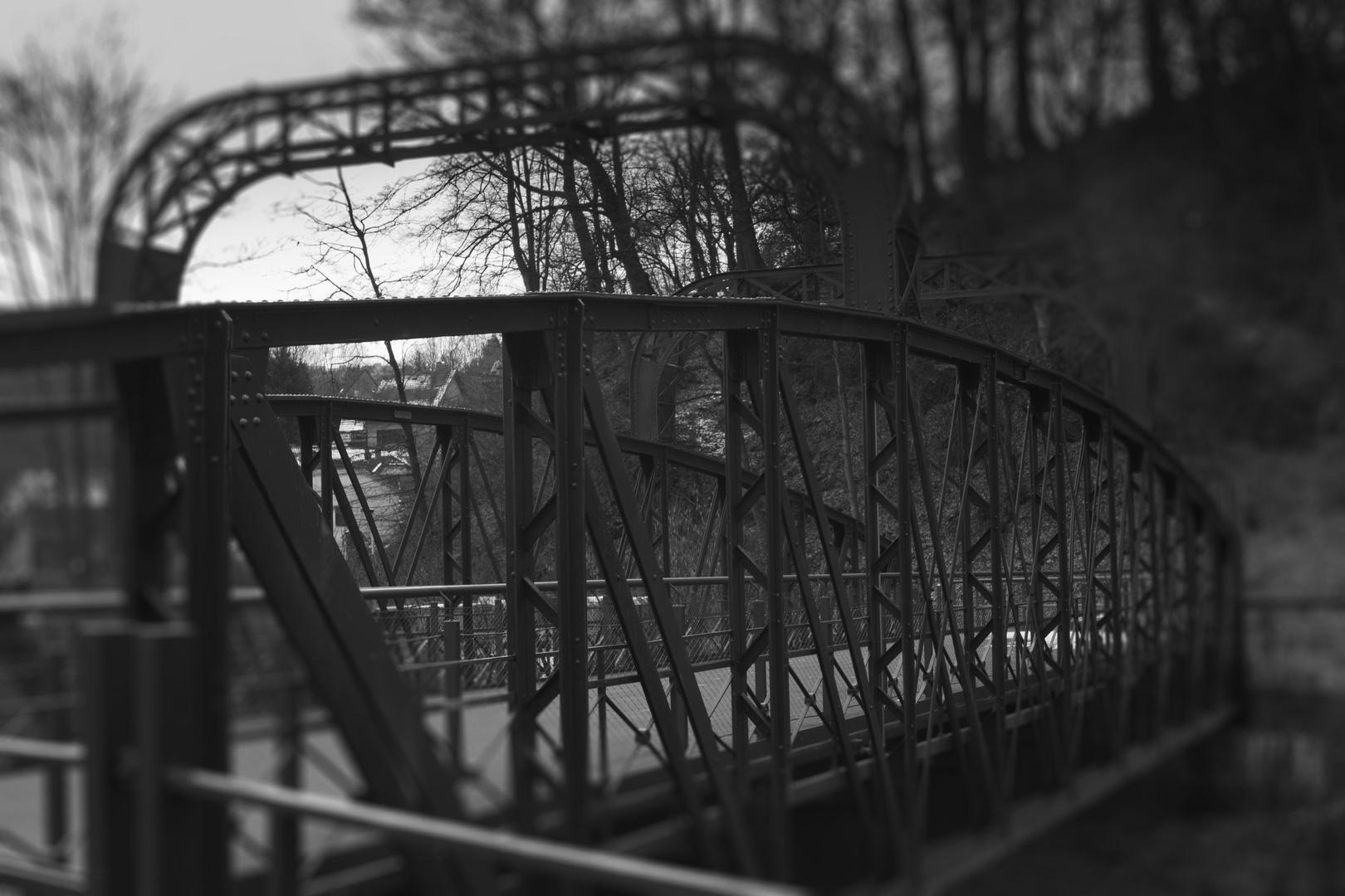Die kleine Brücke
