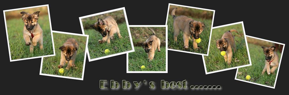 Die kleine Ebby ....