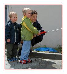 Die kleine Feuerwehr
