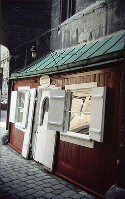 Die kleine Galerie in Wien