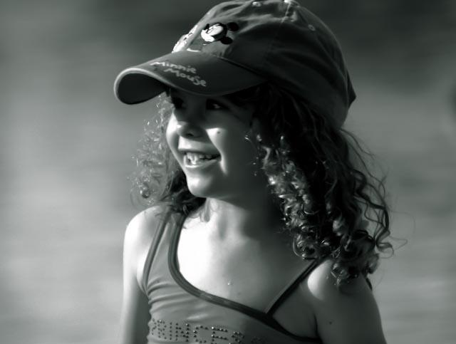 Die kleine Hanna...