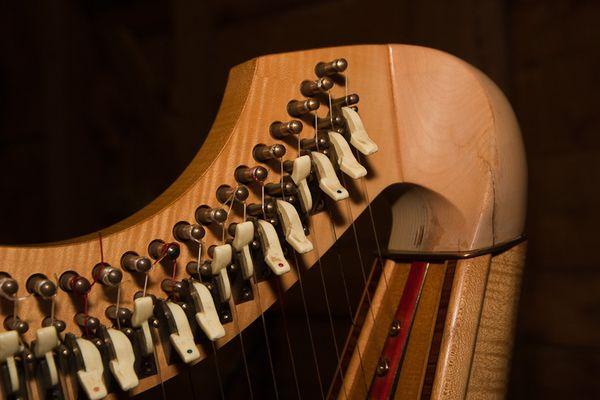 Die kleine Harfe