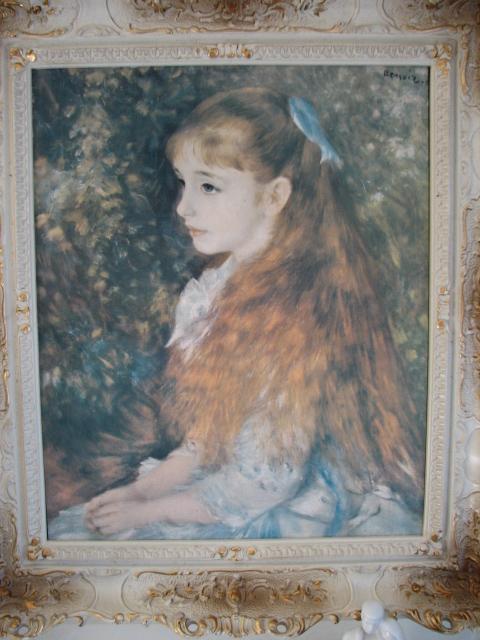 Die kleine Irene (1880) von Pierre-Auguste Renoir