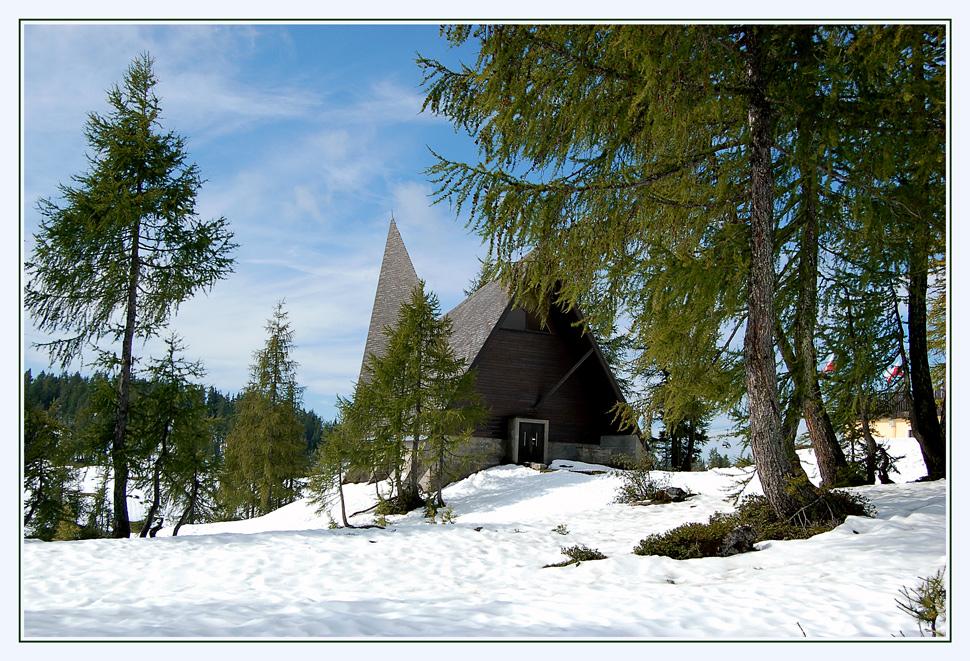 Die kleine Kirche (2)...