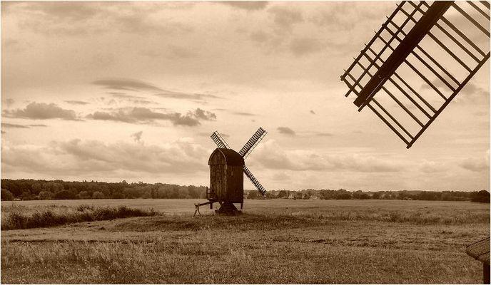 die kleine Mühle