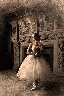 Die kleine Tänzerin I