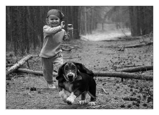 """"""" die Kleine und das Biest """""""