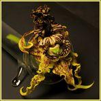 die kleine, zähe, und unbezähmbare Orchis...