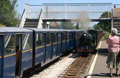 Die kleinste Eisenbahn der Welt
