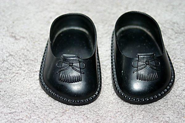 Die kleinsten Schuhe in unserem Haus
