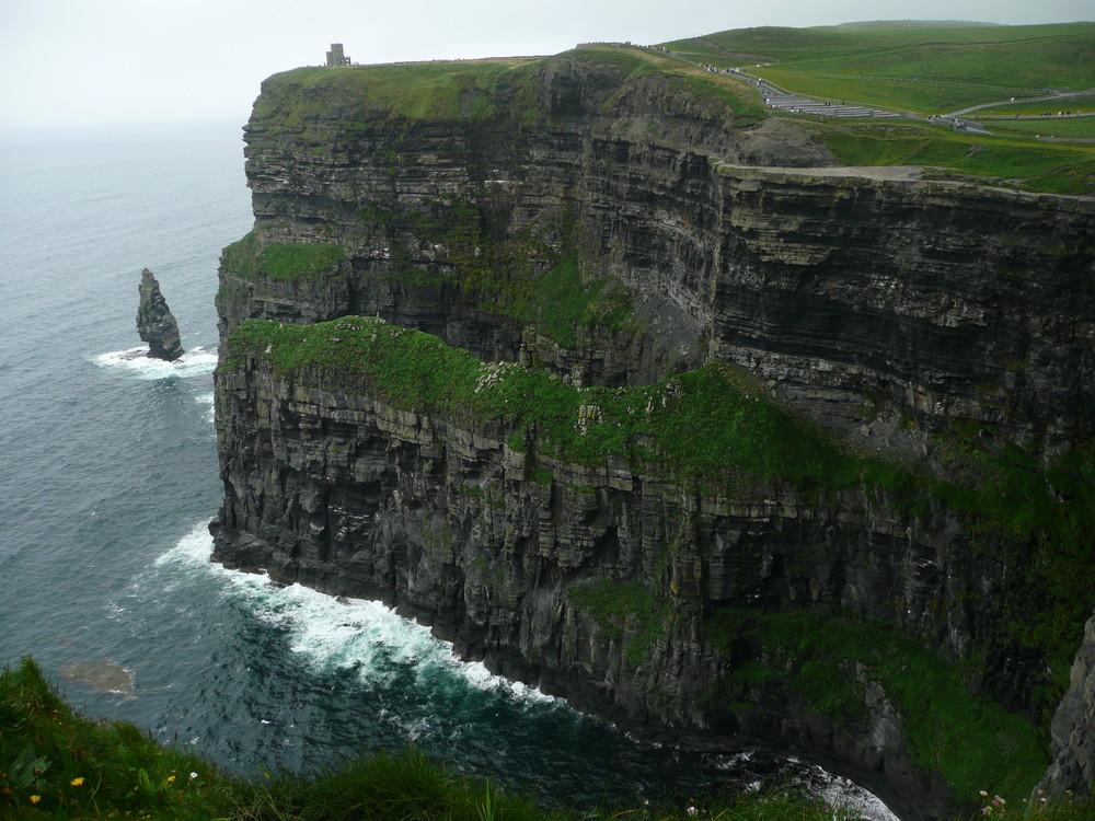 Die Klippen von Moher Irland