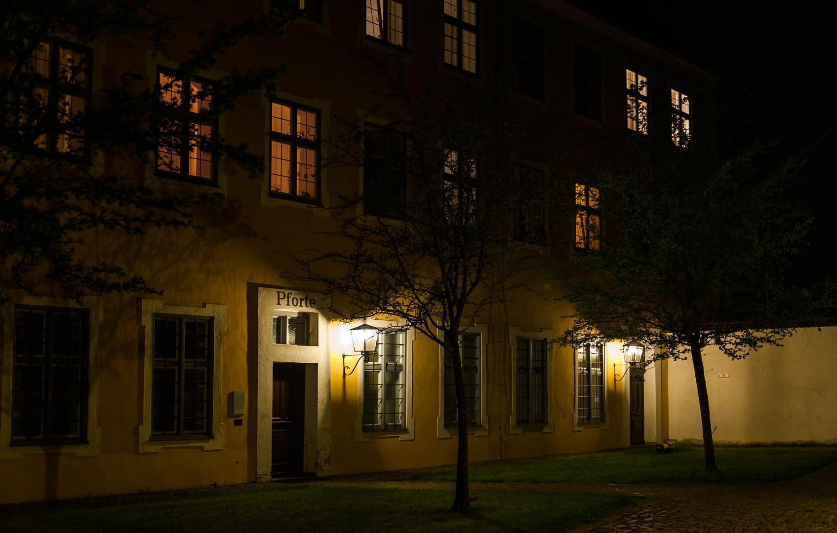 Die Klosterpforte