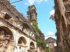 Die Klosterruine Orezza auf Korsika