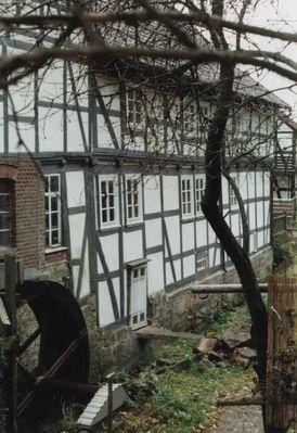 Die Knottenmühle in Knüllwald Rengshausen