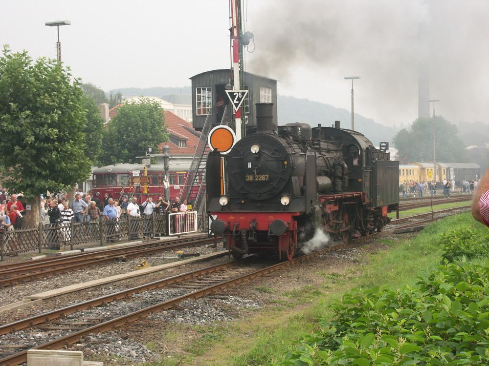 Die Königin der Schiene 38 2267