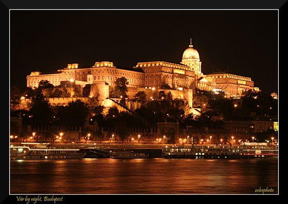 Die königliche Burg, Budapest