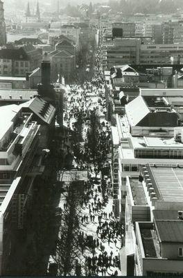 Die Königstrasse in Stuttgart