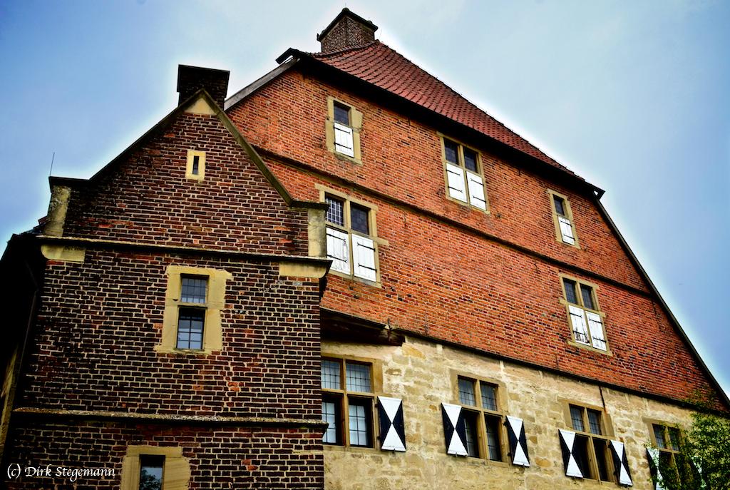 Die Kolvenburg in Billerbeck - Münsterland