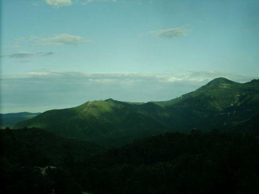 Die Korsischen Alpen