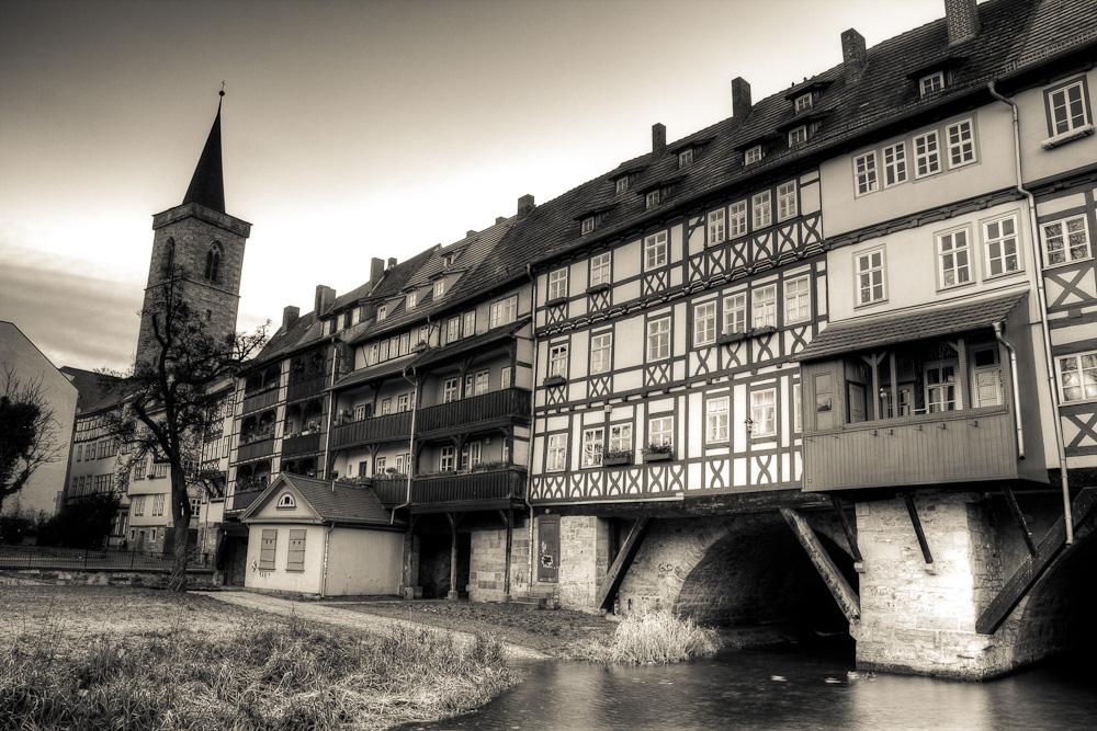 Die Krämerbrücke...(6)