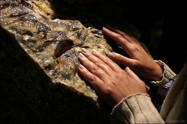 Die Kraft der Steine