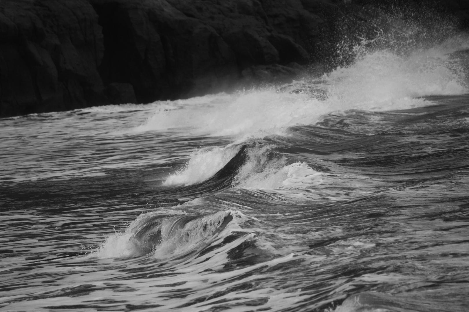 Die Kraft der Welle