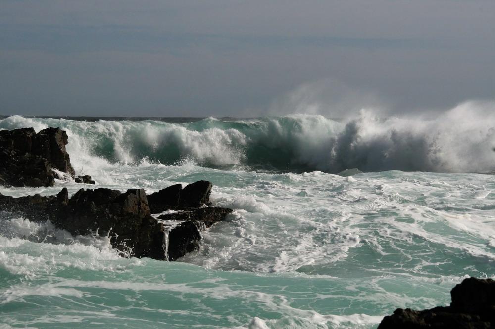 Die Kraft des Meeres II