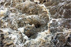 ... die Kraft des Wassers ...
